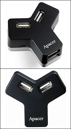 apacer ph151 usb концентратор