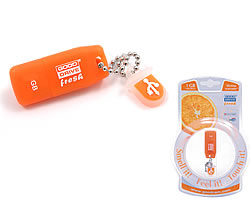 usb flash gooddrive fresh 8gb апельсин